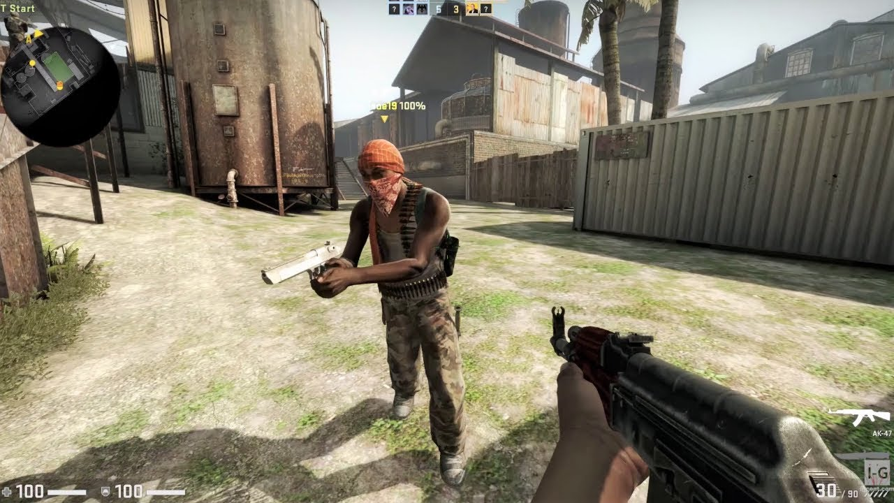 Know Details About The Counter Strike Global Offensive Boost